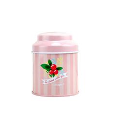 BolehDeals Flower Metal Sugar Coffee Tea Tin Jar Container Candy Sealed Cans Box 4