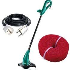 Bosch ART 23 SL Mesin Potong Rumput Hijau + Senar dan Kabel 10 Meter