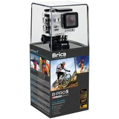 Brica B-Pro 5 Alpha Silver Action Cam