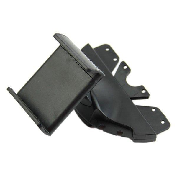 Broadfashion 360° Universal Car CD Player Slot Mount Cradle Holder for iPhone Mobile Phone GPS (Black) (Intl)