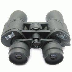 Bushnell Teropong 10x-70x70 Binocular Ultra High Power View - Hitam