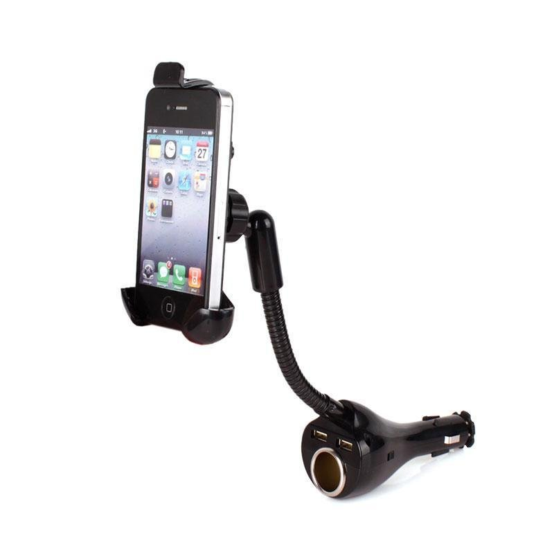 BUYINCOINS Car Mount Stand Holder (Black)