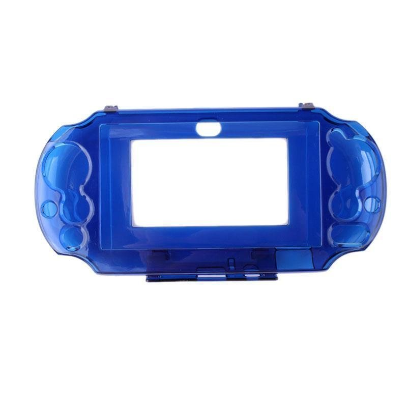 BUYINCOINS Clear Hard Case Protective for Sony Playstation PS Vita 2000