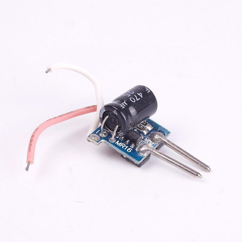 BUYINCOINS Mini High Power Driver For 1-3pcs Leds 1-3x3W Light Lamp 12V