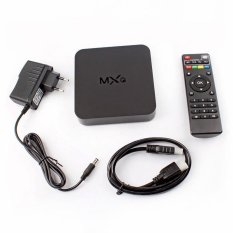 BUYINCOINS MXQ Amlogic S805 Android 4.4 Quad Core 8GB XBMC 1080P WiFi KODI Smart TV Box UK Plug