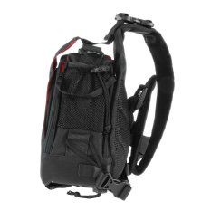 Caden K1 Waterproof Fashion Casual Triangle Camera Shoulder Bag For Canon Nikon Pentax DSLR - Black