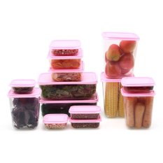 Calista Otaru Sealware Set 7G - 14 buah - Pink