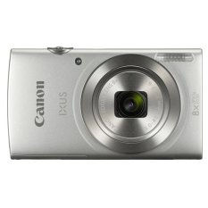 Canon IXUS 175 - 20 MP - 8x Optical Zoom - Silver