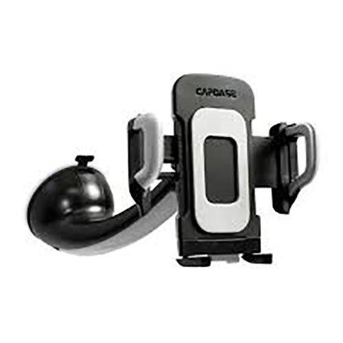 Capdase Asli Car Mount Phone Holder - Sport Flexi - Hitam-Putih