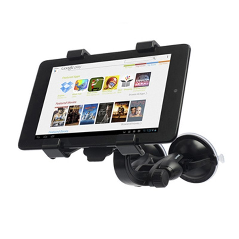 Capdase Asli Car Mount Tablet Holder - SuctionDuo Tab-X