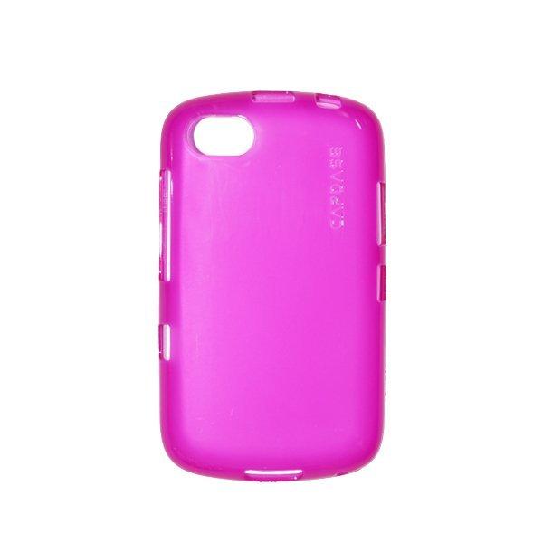 Capdase Soft Jacket Lamina Case Blackberry 9720  - Fuchsia