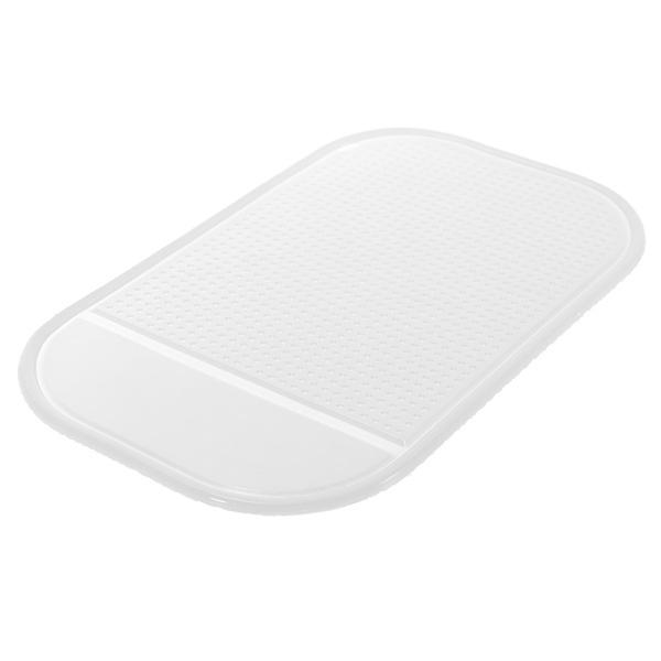 Car Dashboard Magic Anti-Slip Sticky Pad Mat Key Cellphone Holder (Clear) (Intl)