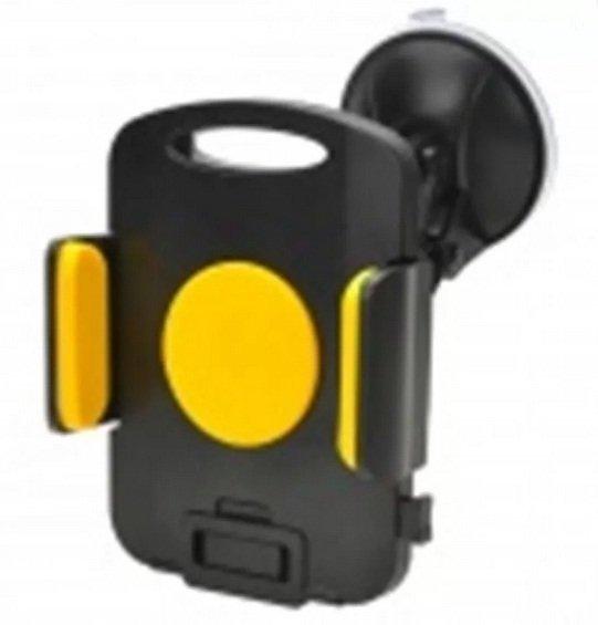 Car Holder untuk Tablet PC 7-10 Inch - CH406-PC - Hitam