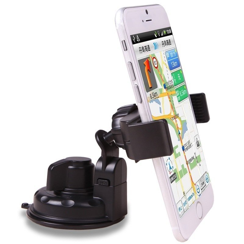 Car Moblie Phone Holder Holder Black