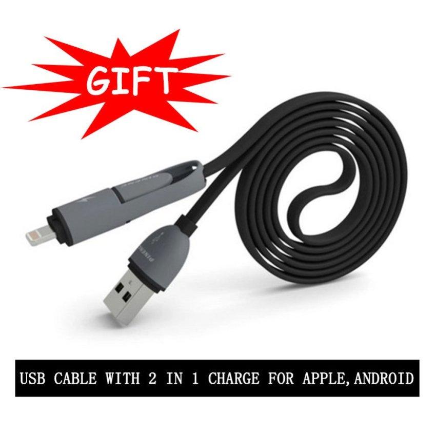 Car Safety Hammer Aluminum Dual 12V 24V USB Multi-functional Car Charger (Rose Gold)(INTL)