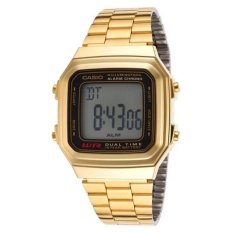 Casio A-178-WGA 10TH Stainless (Gold)