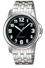Casio Analog Watch MTP-1216A-1BDF - Jam Tangan Pria - Tali Stainless Steel