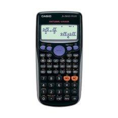 Casio Calculator Scientific FX-350ES Plus (Black)