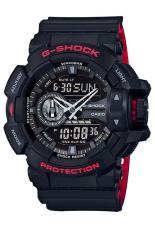 Casio G-shock GA-400HR-1 Shock Resistant Men's Watch Black (Free Size)