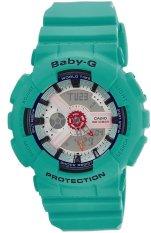 Casio Ladies Baby-G Analog-Digital Casual Quartz Watch NWT BA-110SN-3A - Intl - Intl