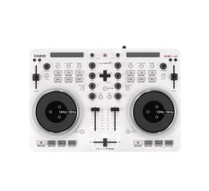 Casio XW-J1 DJ Equipment - Putih