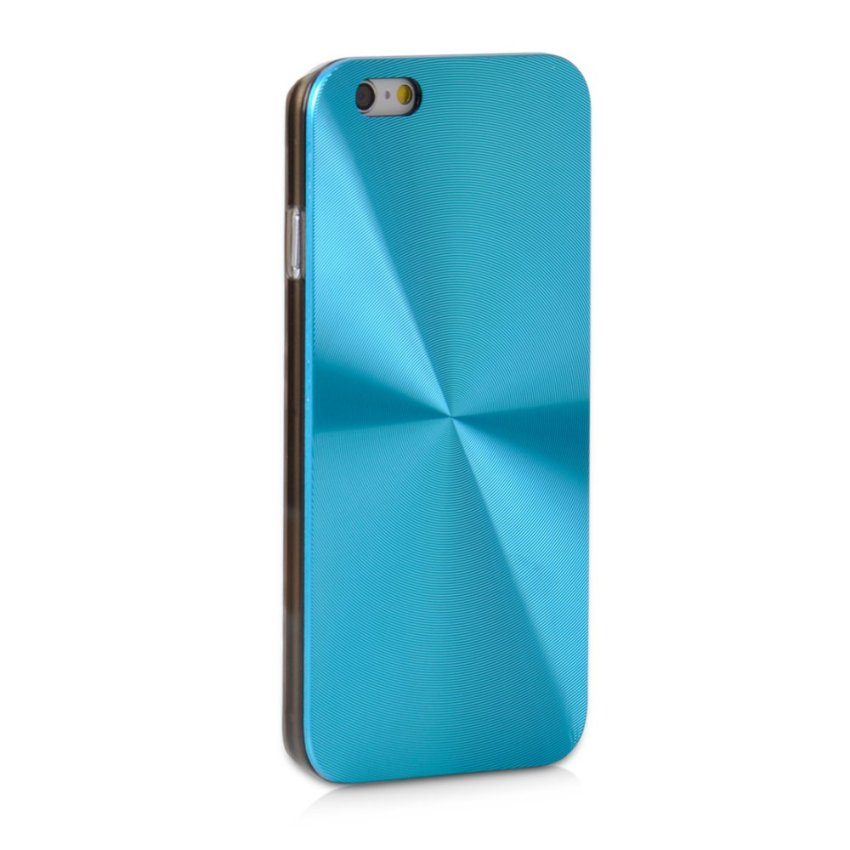 CD Line Patten Hard Case Cover for iPhone 6 Plus / 6s Plus(Blue) (Intl)