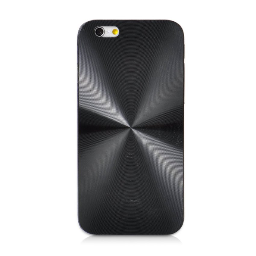 CD Line Patten Hard Slim Case Cover for Apple iPhone 6/6S 6s (Black) (Intl)