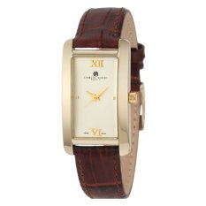 Charles-Hubert, Paris Women's 6670-G Classic Collection Gold-Plated Watch (Intl)