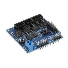 CHEER Sensor Shield Digital Analog Module Servo Motor For Arduino UNO R3 MEGA V5 - Intl