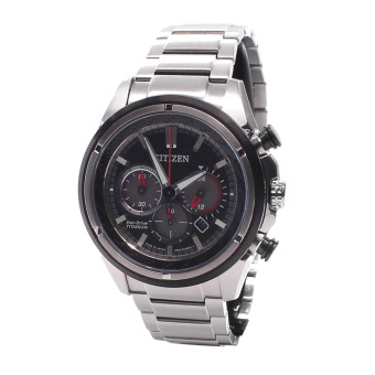 Citizen ECO-DRIVE Mens Japan Watch NWT + Warranty CA4241-55E
