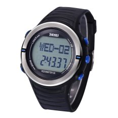 CITOLE 2016 New SKMEI Brand Men LED Digital Military Watch, 50M Dive Swim Dress Sports Watches Fashion Outdoor Wristwatches Relogio (Black) (Intl)