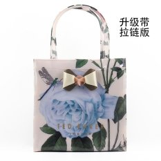 Classic Ted Baker Women's Handbag Waterproof Shopping Bag(flower)