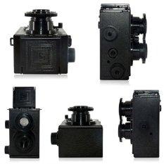 Classic Twin Lens Reflex TLR 35mm Holga Lomo Camera Kit (Intl)