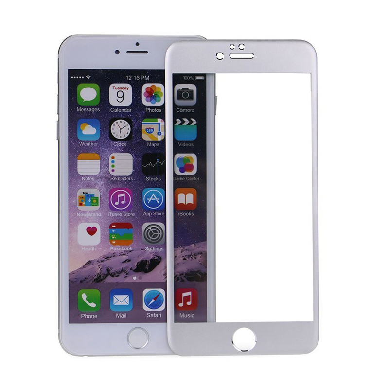 Clear Screen Protector Film Full Cover for iPhone 6 (Intl)