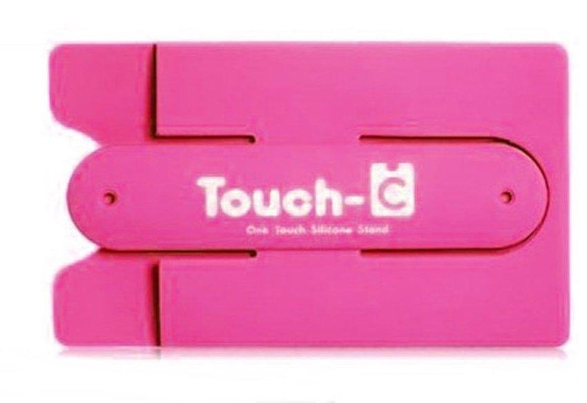 Clip Touch-U Credit Card Shape - Merah