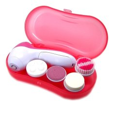 Cnaier 4 in 1 Face Cleanser Skiner - Pink