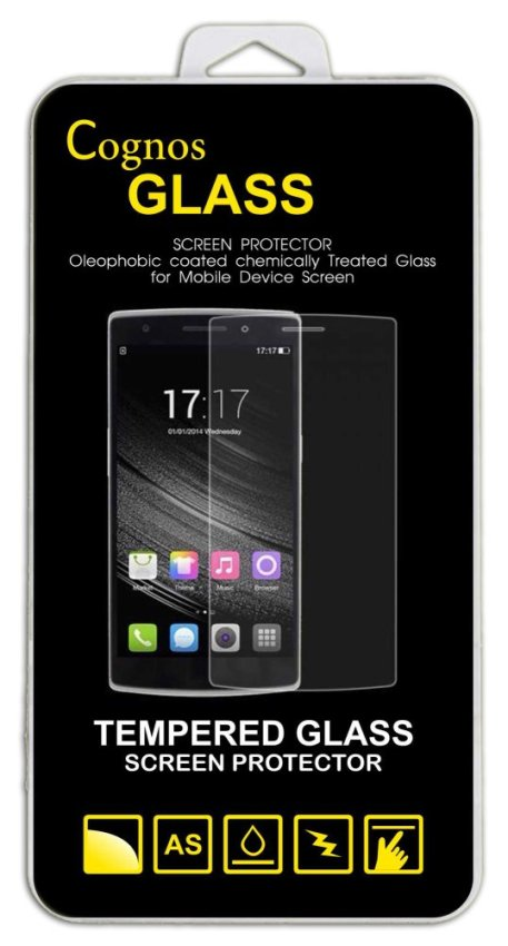 Cognos Glass Tempered Glass Screen Protector for Samsung Galaxy Core 1