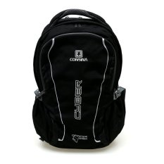 Consina Cyber Backpack - Hitam