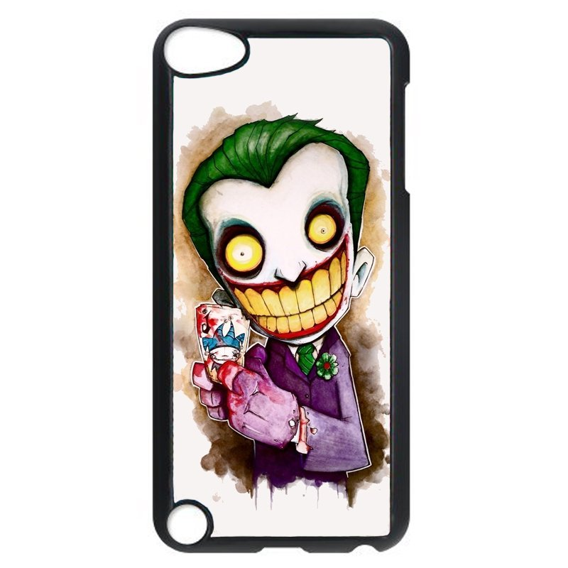 Cool Evil Clown Phone Case For Ipod Touch 5 (Black)