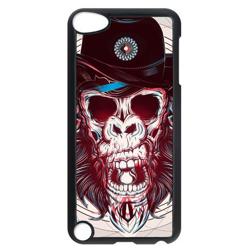 Cool Orangutan Phone Case for iPod Touch 5 (Black)
