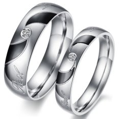 Couple Brand Cincin Couple Original 292