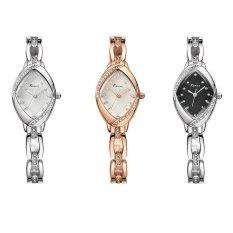 Cucol New Women's Watch Fashion Luxury Diamond Gold Bracelet Watch Women Wristwatch Analog Display Quartz Watch