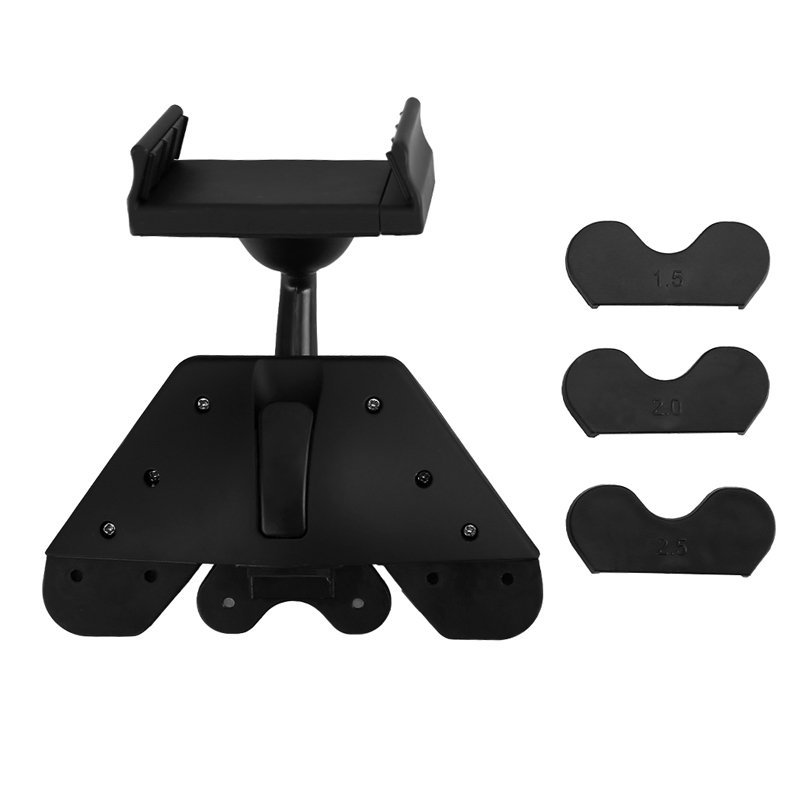 Cyber Universal Adjustable Car CD Slot Mounted Phone Holder for Smart Phone Mobile Phone (Intl)