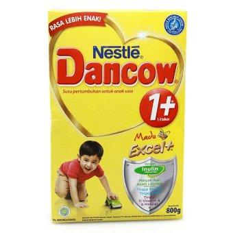 Dancow 1+ Susu Pertumbuhan - Madu - 800gr Box | Lazada