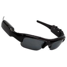 DB Cam Spy Cam Kacamata Sunglasses - Hitam