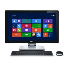 "Dell AIO 7459 - i7 - 6700HQ - 23.8"" - 16GB - Touch Display - GeForce 940M 4GB - Windows 10 - Silver"