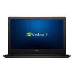 "Dell Inspiron 15-5555 - RAM 12GB - AMD QuadCore A10-8700P - AMD R6 - 15.6""LED - Windows 8 - Hitam"