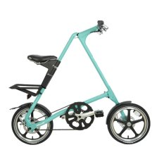Deltacycles Strida LT Single Speed - Turquoise