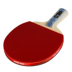 DHS 6 Stars Table Tennis Racket A6006 Short Handle (Penhold)