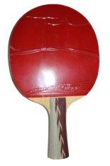 DHS Bat Tenis Meja 4002 - Merah Hitam